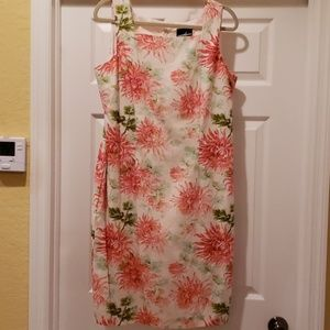 NWOT, Sheath Dress, Size 14